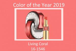 Bądź modny i użyj koloru 2019: Living Coral, czyli słoneczny koral!