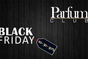 Czarny Piątek w ParfumClub!