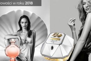 Najlepsze perfumy roku 2018