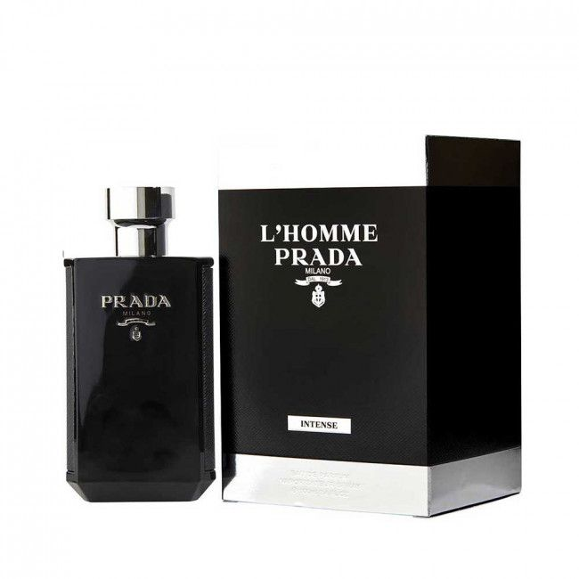Oryginalne perfumy Prada L Homme Intense | OdlewkiPerfum.pl