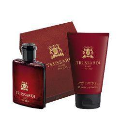 TRUSSARDI Uomo The Red Zestaw - Woda toaletowa (50ml) - Dla mężczyzn